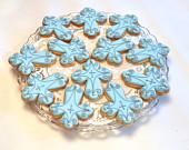 Baptism Cookies, Religious Cookies, Christening Cookies